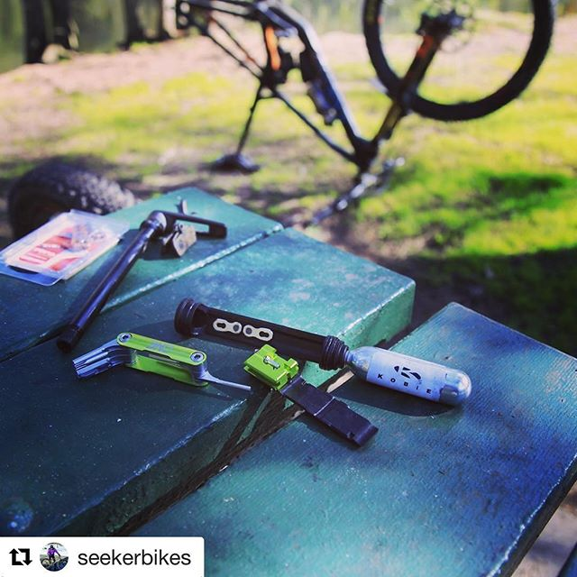 instagram seekerbikes edc trailside fix